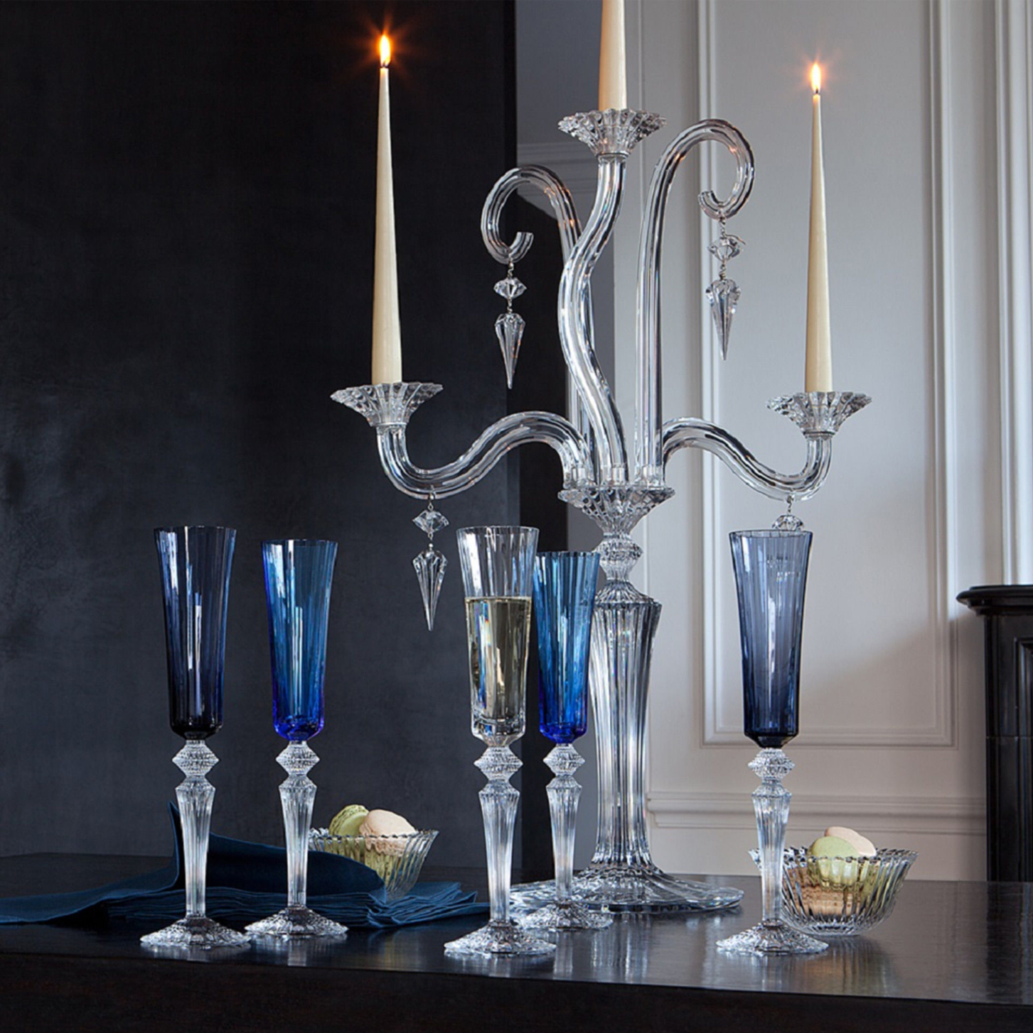 flutissimo blue Baccarat mille nuits 2811226