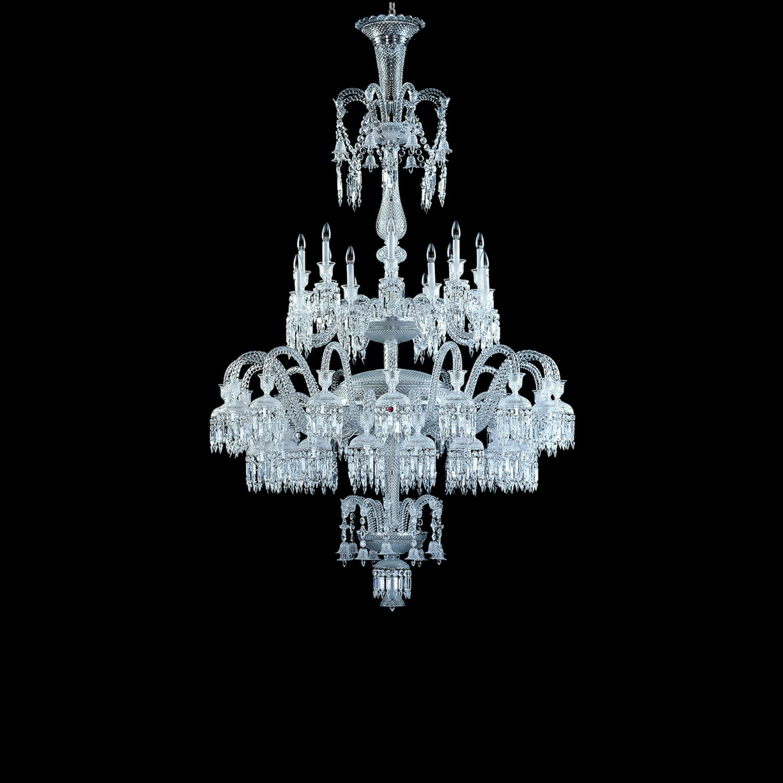 Chandelier 48l baccarat solstice 2606731 chandelier 48 lights baccarat aloadofball Gallery