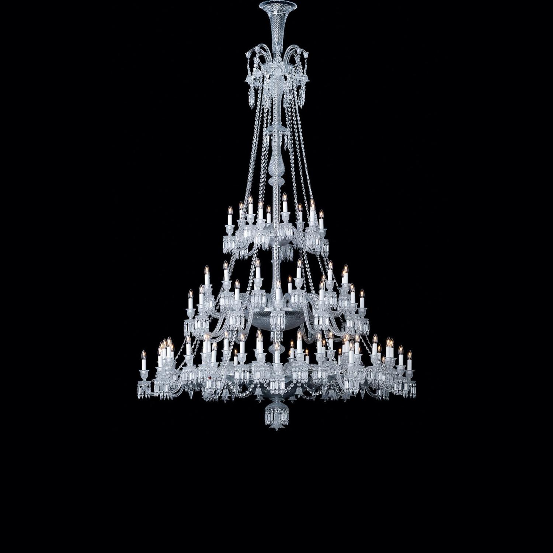 Chandelier Clear 84 Lights Baccarat
