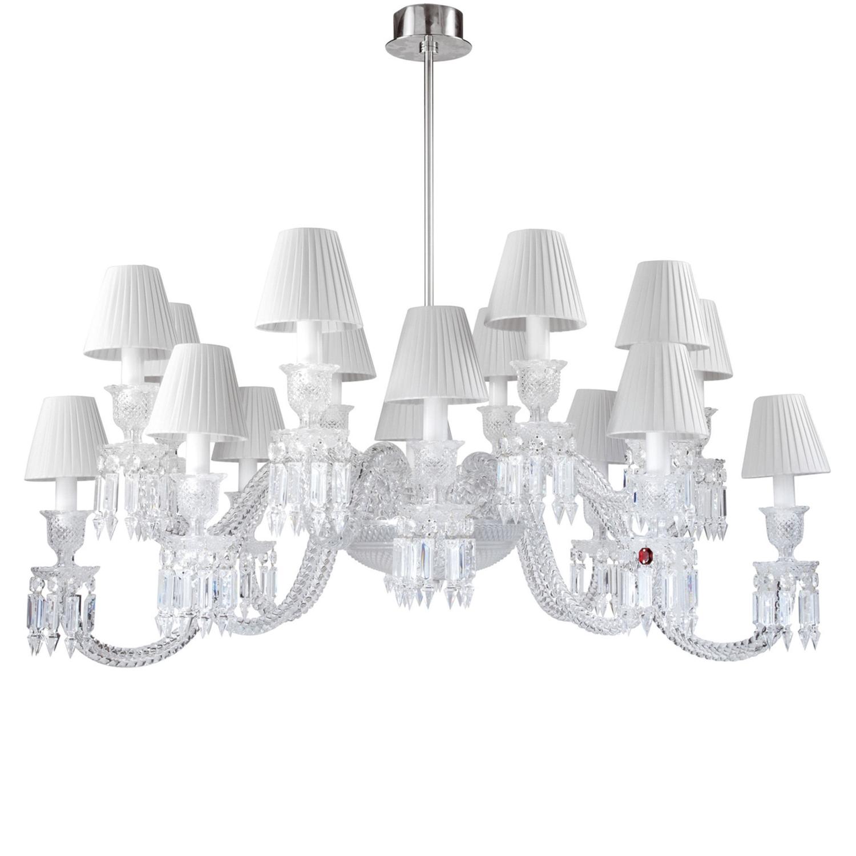 chandelier Baccarat ellipse