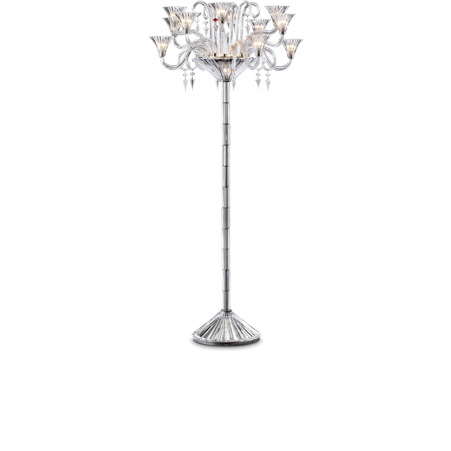 floor lamp clear Baccarat mille nuits 2610278