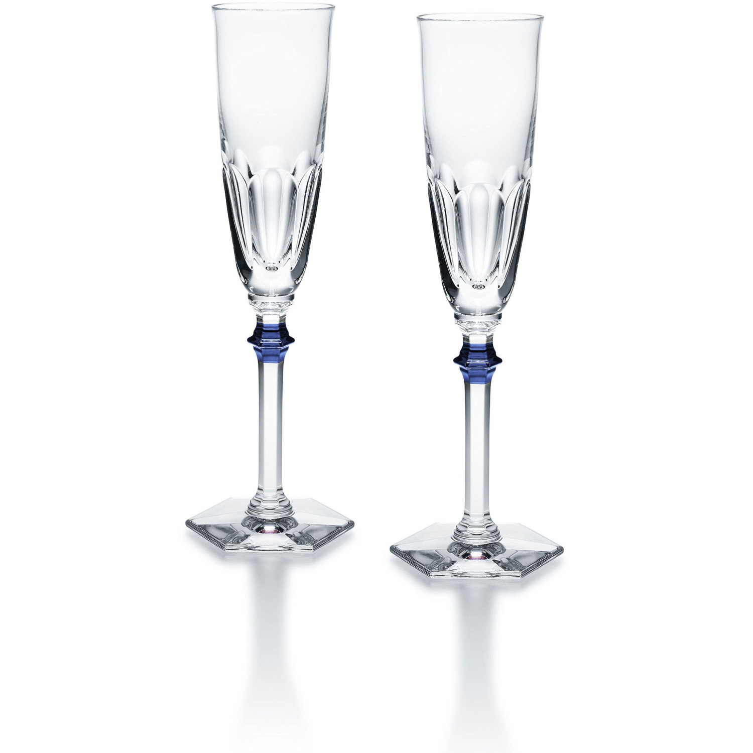 Baccarat Champagne flute Collection