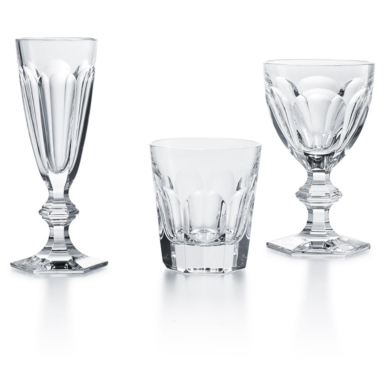glass baccarat harcourt glass 2810815. Black Bedroom Furniture Sets. Home Design Ideas