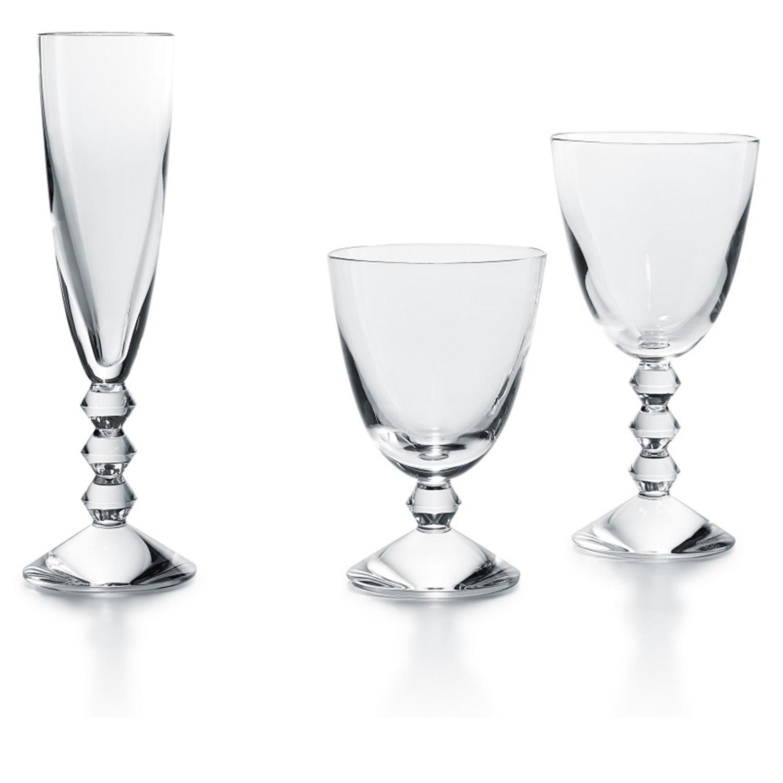 glass baccarat vega glass 2810817. Black Bedroom Furniture Sets. Home Design Ideas