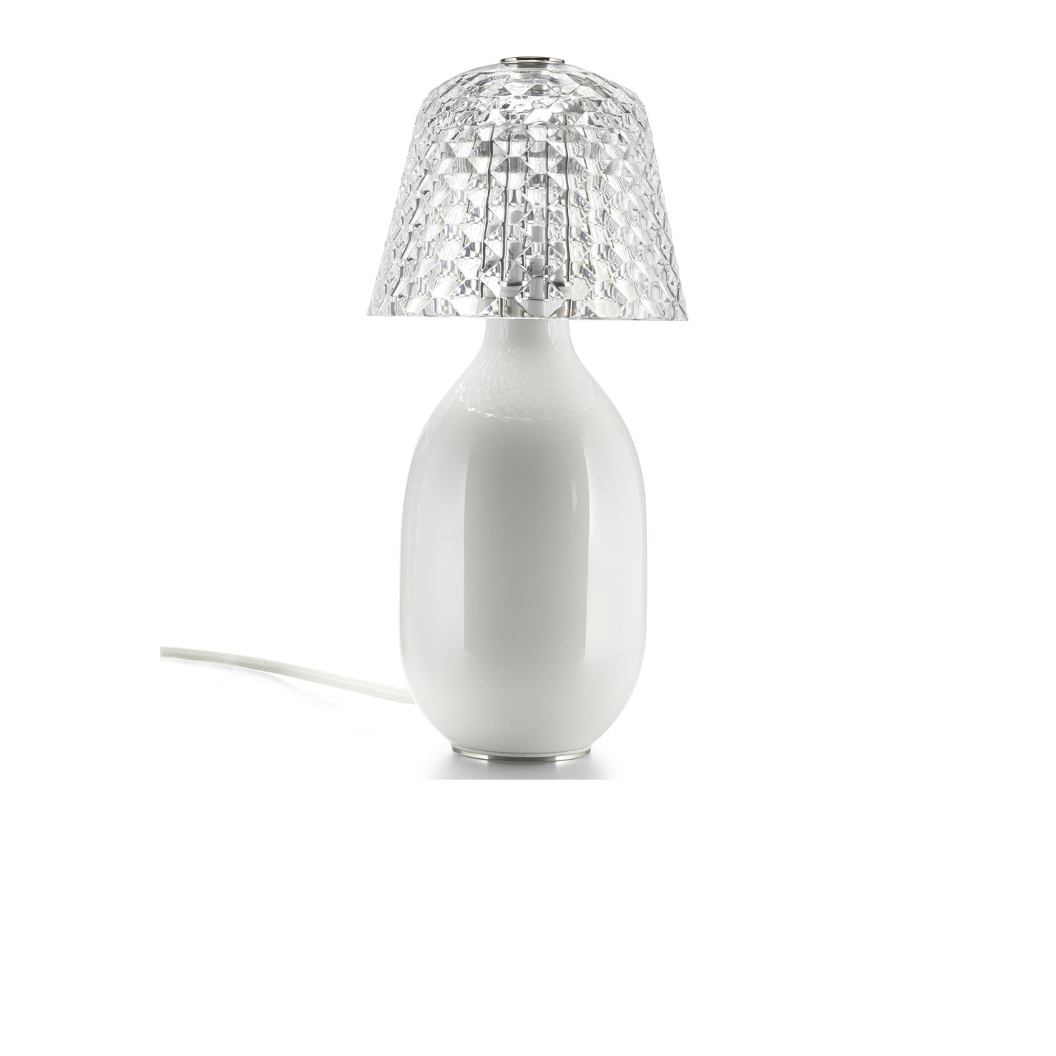 lamp white Baccarat candy light 2802199