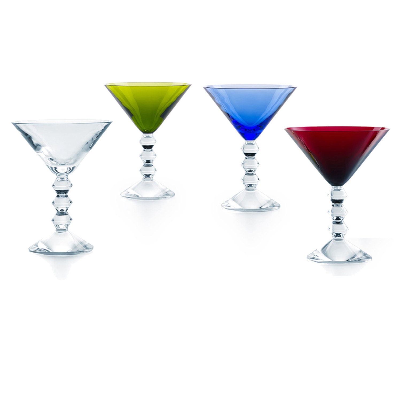 martini glass Baccarat vega 2810828