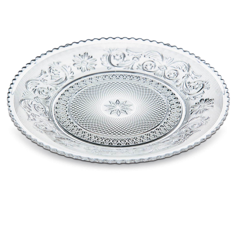 plate Baccarat arabesque plate 1732505