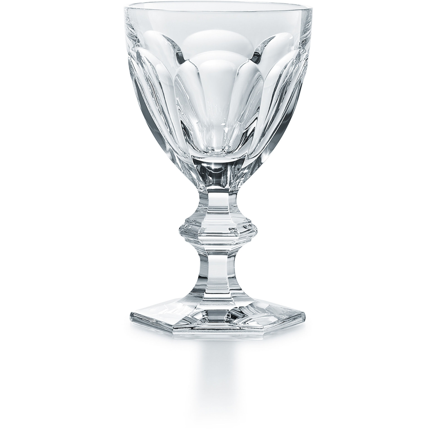 glass baccarat harcourt water glass clear 1201102. Black Bedroom Furniture Sets. Home Design Ideas