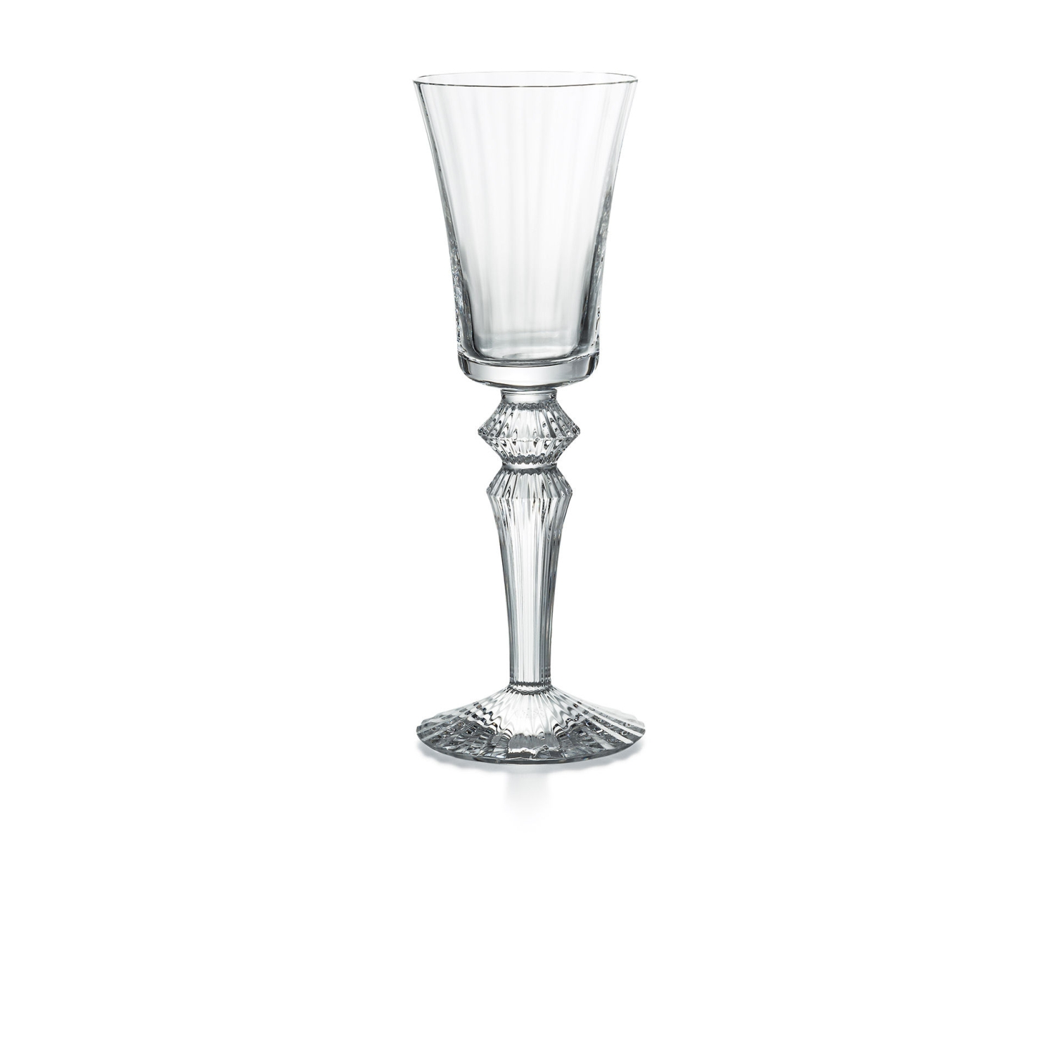 glass Baccarat mille nuits wine glass 2604316