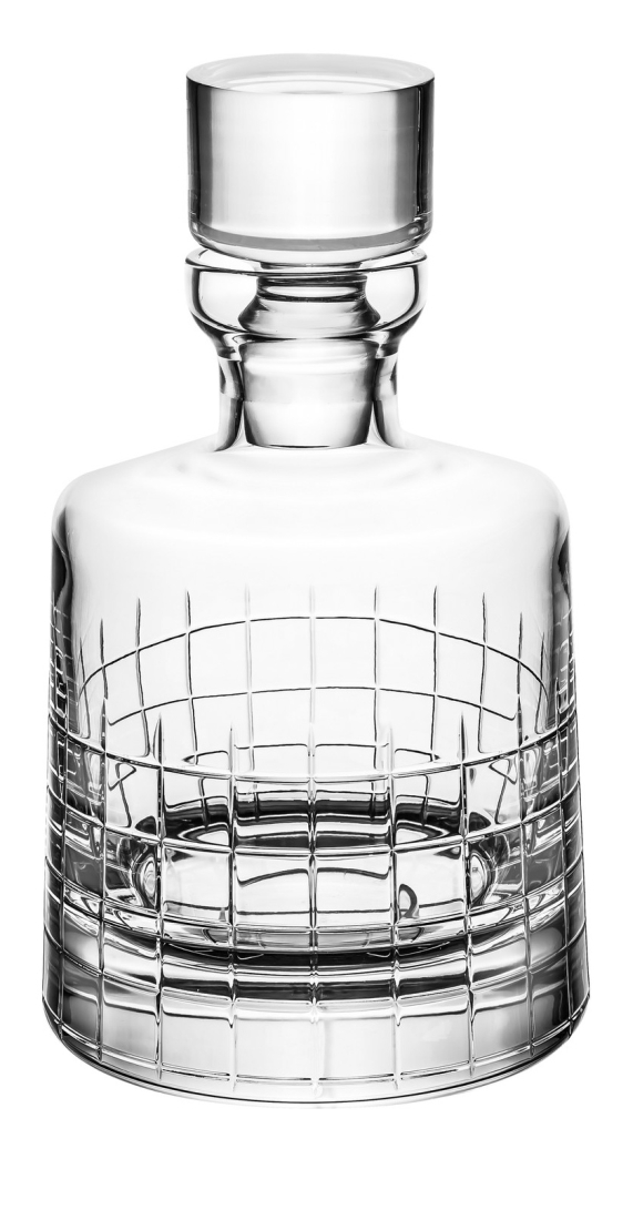 whisky decanter in crystal christofle - Whisky Decanter