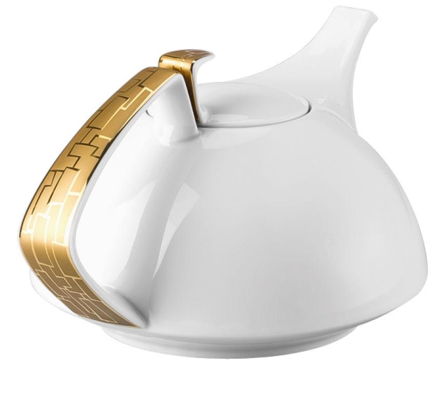 teapot rosenthal tac gropius skin gold 11280 403255 14230. Black Bedroom Furniture Sets. Home Design Ideas