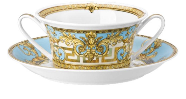 1c95674f0805 plate Rosenthal prestige gala le bleu cup 19325-403638-10420