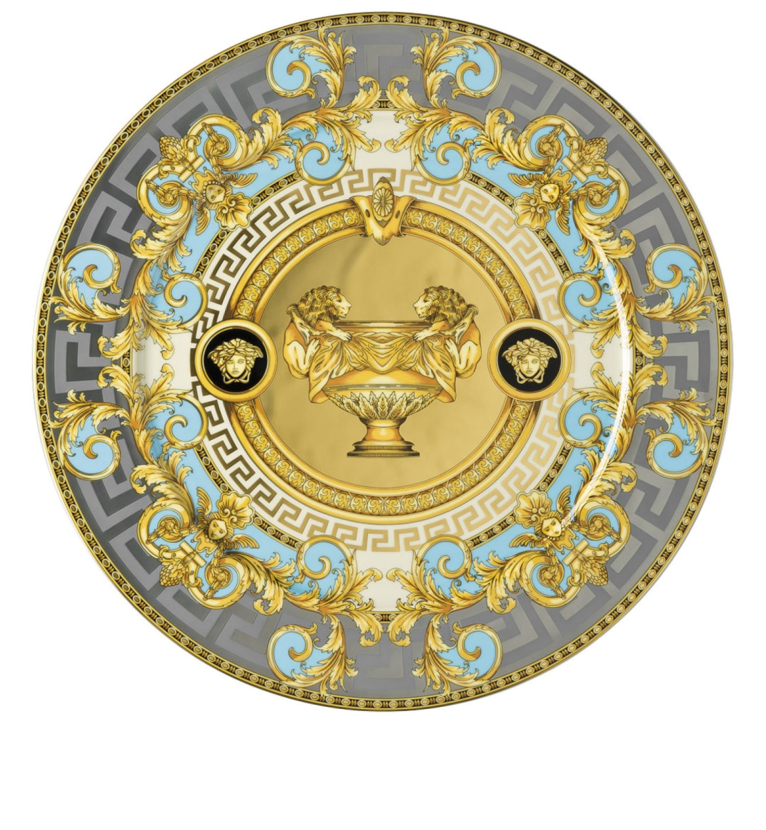 6d34026da049 plate Rosenthal prestige gala le bleu plate 10450-403638-10263