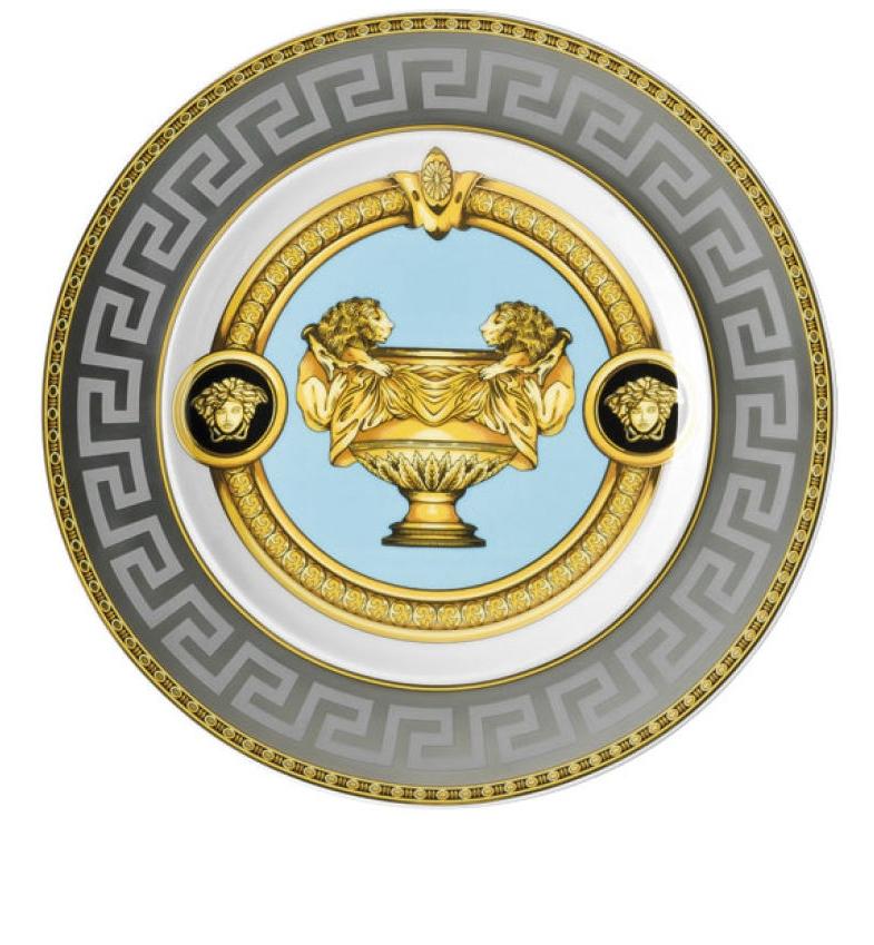 bb4881ad20f9 plate Rosenthal prestige gala le bleu plate 19325-403638-10218