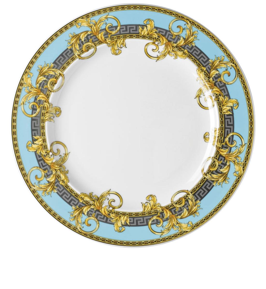 e709b3b4dbcd plate Rosenthal prestige gala le bleu plate 19325-403638-10227
