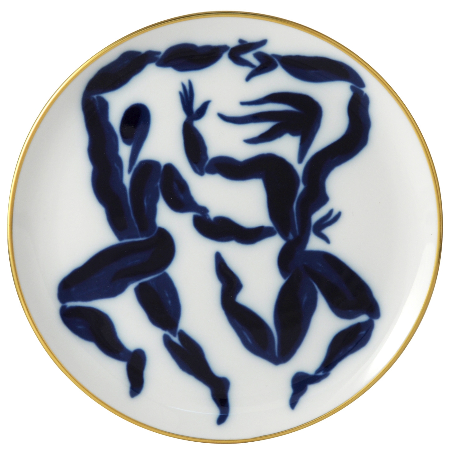 4 x salad plate artemis + orion - Bernardaud  sc 1 st  Table u0026 Prestige : orion tableware - pezcame.com