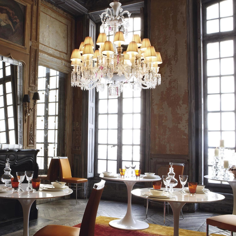 Chandelier 24l baccarat flou je te vois flou 2606902 chandelier 24 lights short baccarat arubaitofo Image collections