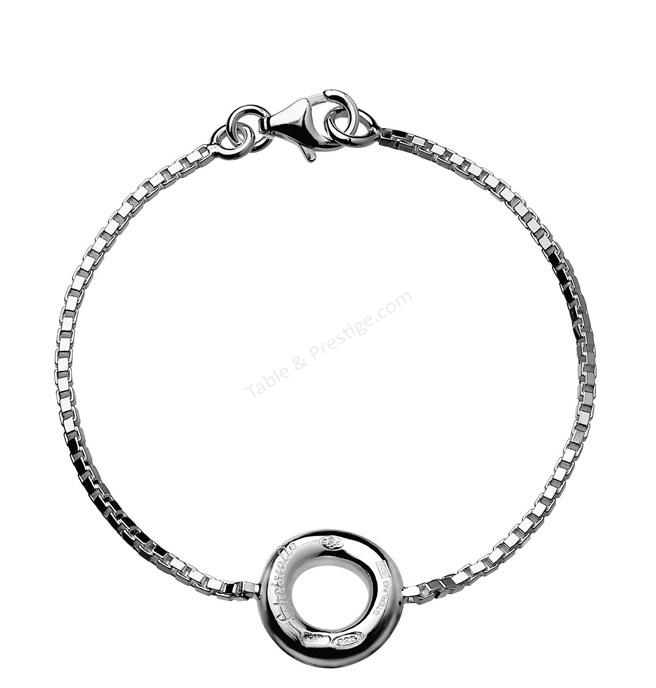 Bracelet Curb L 6 1 2 Christofle