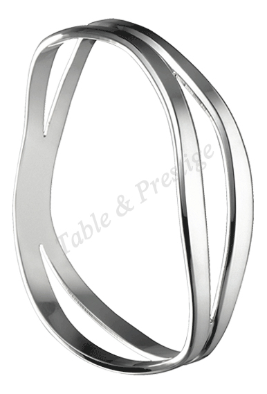 f2425f32c751 Bangle s2 rivage Christofle women s jewelry - sterling silver 925 ...