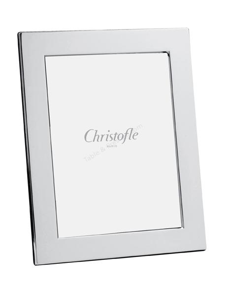 Frame photo - l x w : 5 1/8 x 7 \'\' fidélio Christofle picture frames ...