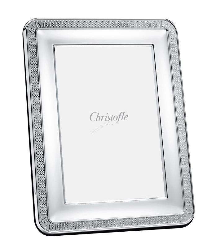 Frame Photo L X W 3 78 X 5 78 Malmaison Christofle Picture