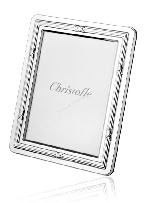Frame Photo L X W 5 18 X 7 Rubans Christofle Picture Frames