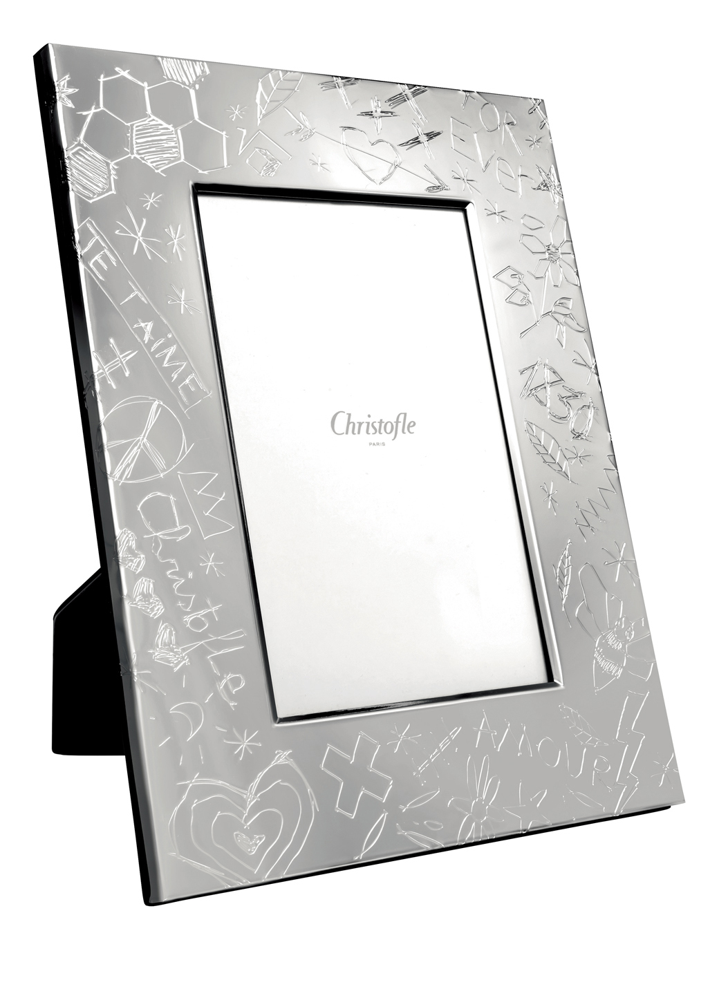 photo frame Christofle graffiti 04256091