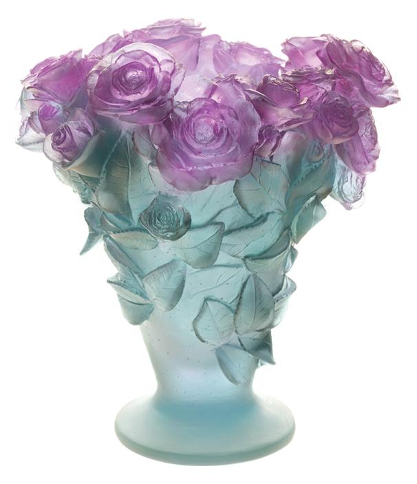 Vase Daum Roses 03547 2