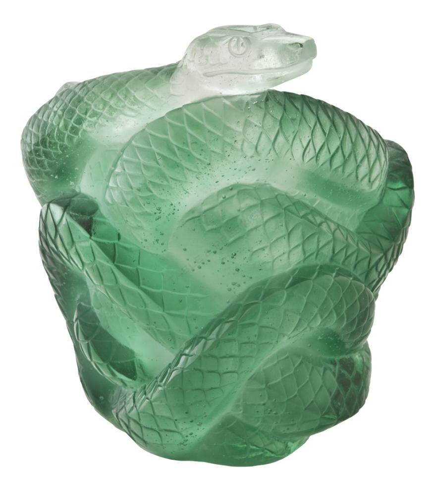 Vase Daum Serpent 05249 1