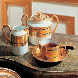 the largest and finest china tea and coffee collection