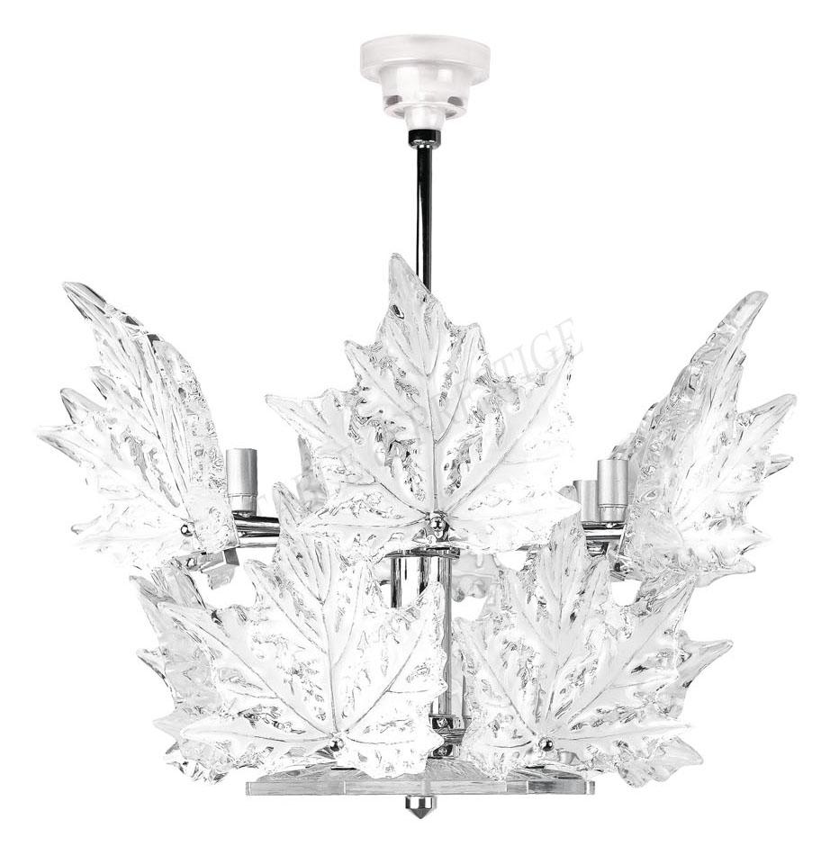 Chandelier Lalique Champs Elysees 1012200