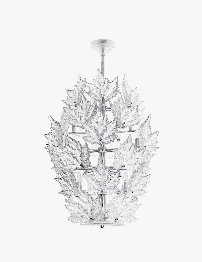 chandelier Lalique Champs elysees 1012300
