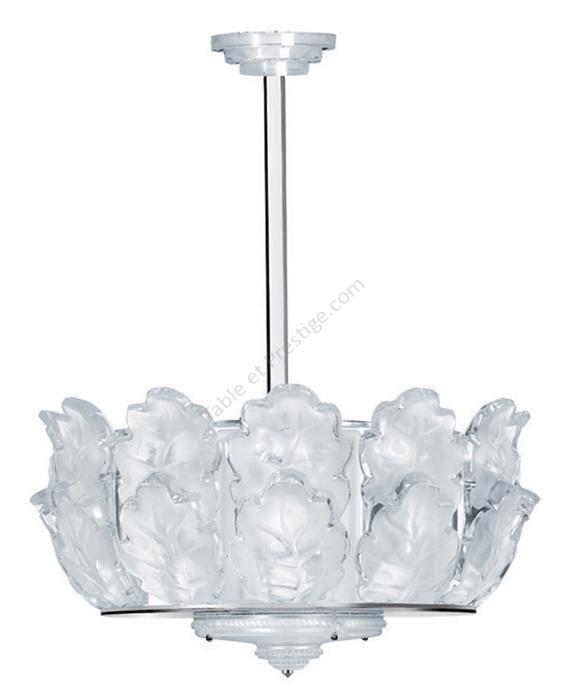 chandelier Lalique Chene 1010200