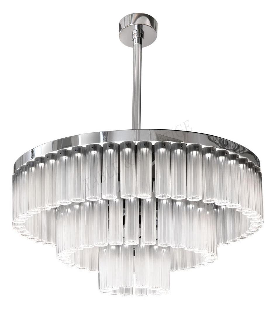 chandelier Lalique Orgue 10153300