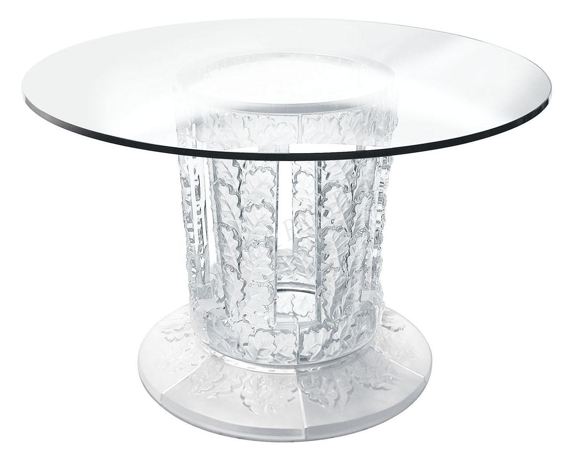 Oak Table   Lalique