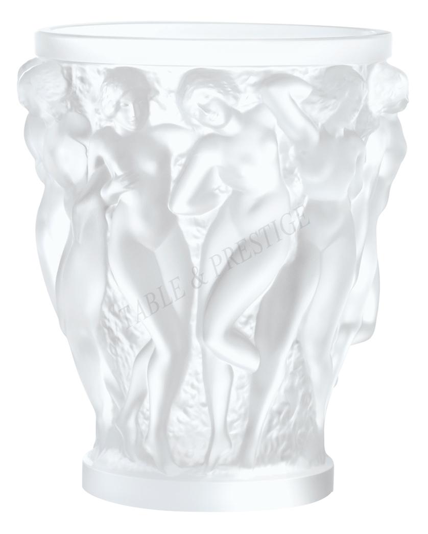 vase lalique bacchantes 10119500. Black Bedroom Furniture Sets. Home Design Ideas
