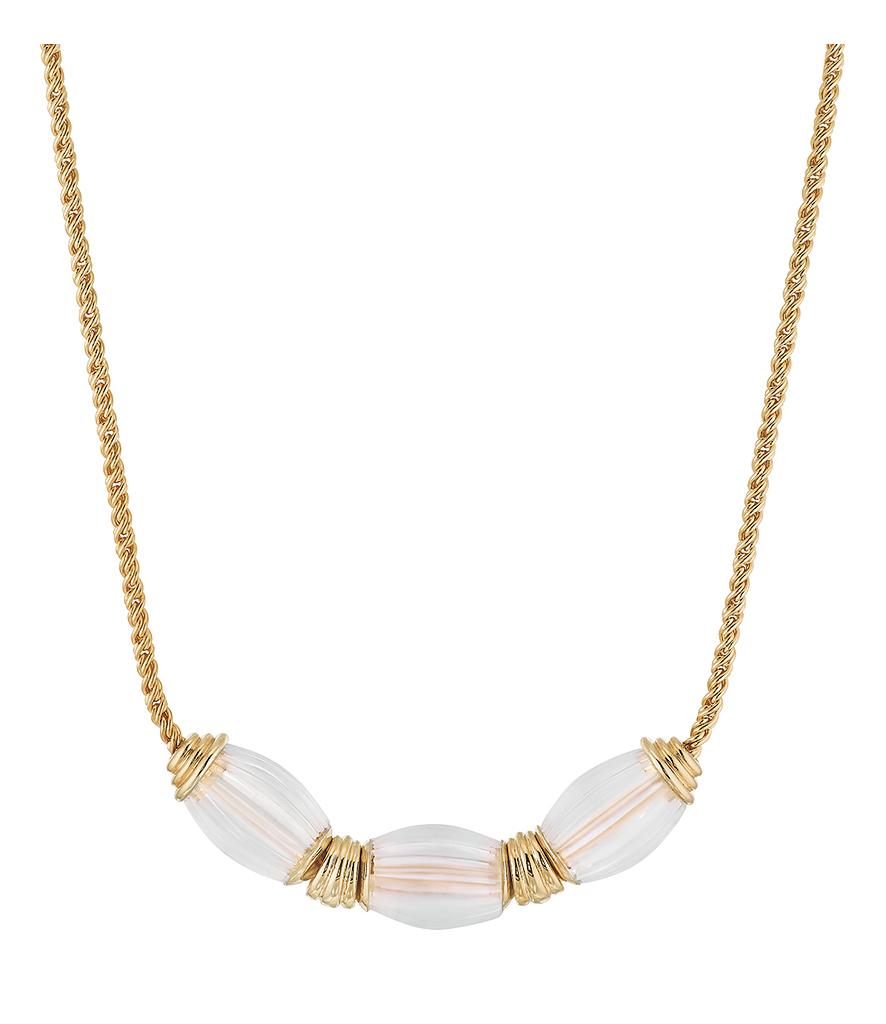 Necklace lalique vibrante 10531700 for Table vibrante