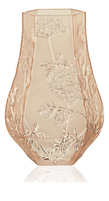 Vase Lalique Ombelles 10550500