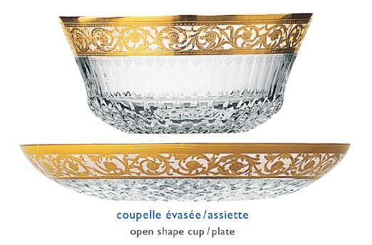 bowl saint louis thistle 32211500. Black Bedroom Furniture Sets. Home Design Ideas
