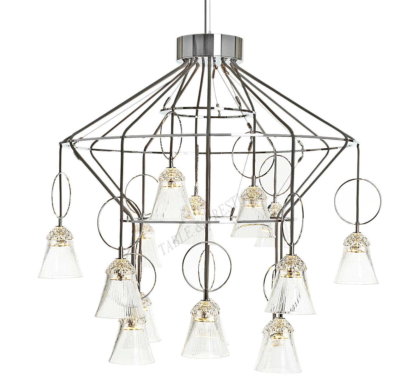 chandelier Saint Louis Apollo 10171500