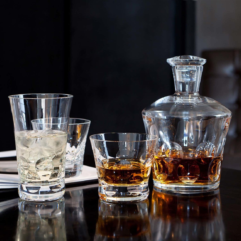 whiskey decanter baccarat beluga 2104821. Black Bedroom Furniture Sets. Home Design Ideas