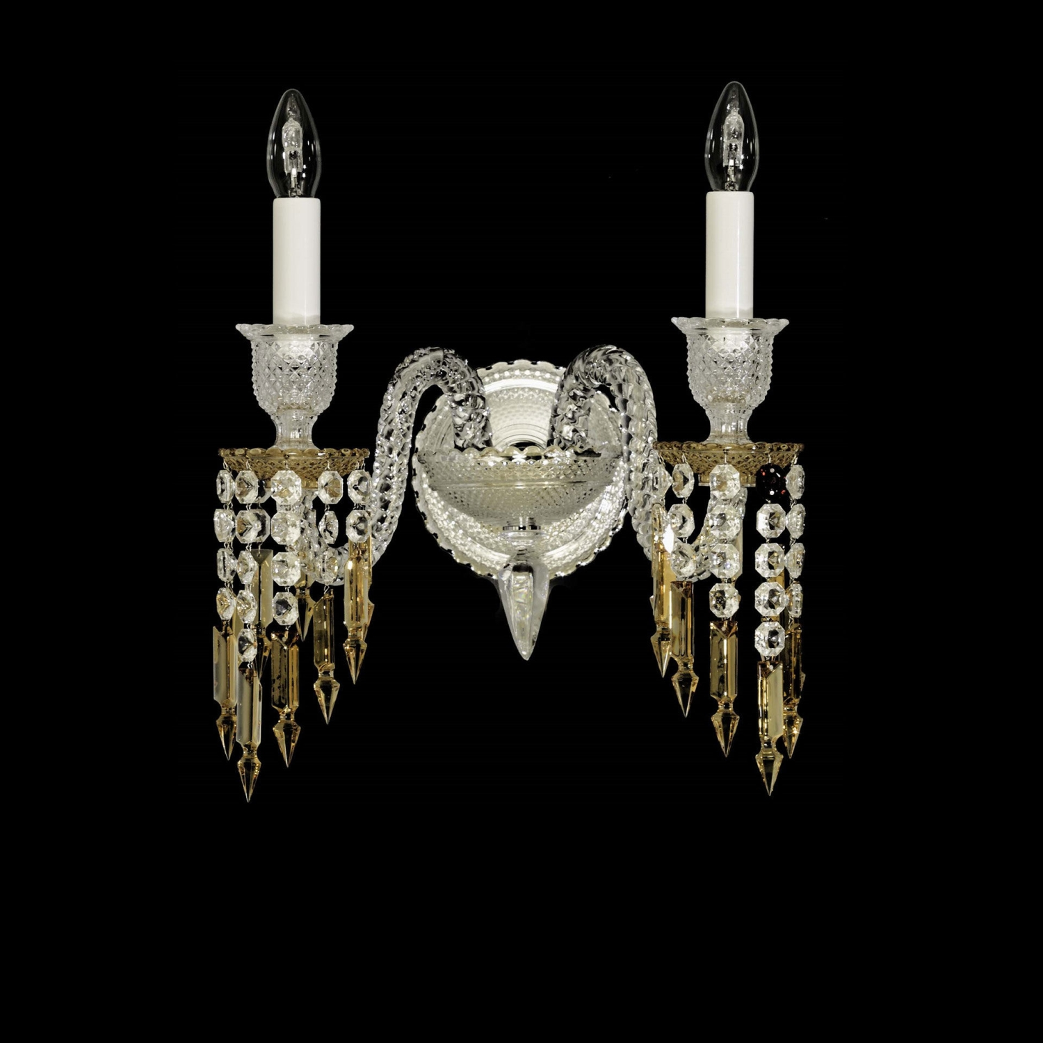 Wall sconce 2l baccarat